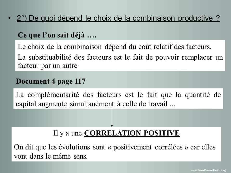 II / ECHAPPER A LA CONCURRENCE : Les grands groupes et leur position de monopole –1°) Le rôle de la concentration (ou Croissance externe ) : –2°) Lintérêt économique de la concentration
