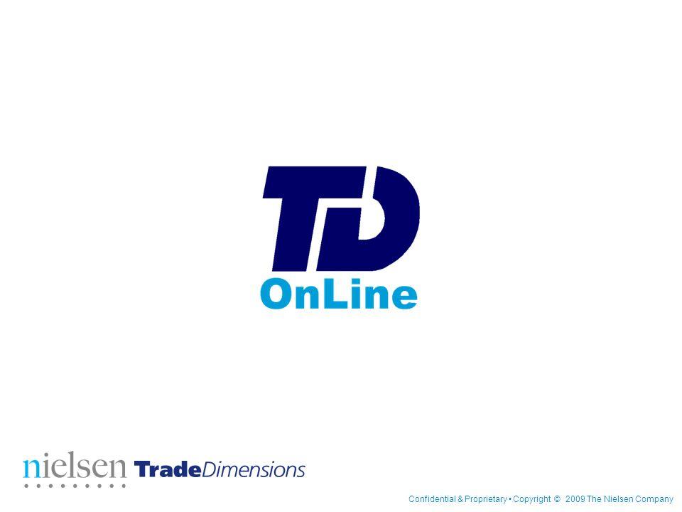 Nielsen - TradeDimensions : Leader des bases de données Distribution TradeDimensions, une entité de «The Nielsen Company », a été créée il y a plus de 20 ans aux Etats-Unis où elle collabore avec 90% des acteurs et partenaires de la Distribution.