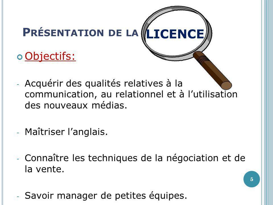 C ONTACT Responsable licence: ROSSELLE Marilyne Tél : 03 22 82 54 03 Mail : marilyne.rosselle@u-picardie.frmarilyne.rosselle@u-picardie.fr Administration formation initiale: FONTAINE Anne-Marie Tél : 03 22 82 80 00 Mail : anne-marie.fontaine@u-picardie.franne-marie.fontaine@u-picardie.fr Administration formation continu: HERBETTE Flavie Tél : 03 22 80 42 40 Mail : flavie.herbette@u-picardie.frflavie.herbette@u-picardie.fr Formation à distance: MARIETTE Hélène Tél : 03 22 80 69 24 Mail: helene.mariette@u-picardie.fr helene.mariette@u-picardie.fr 16