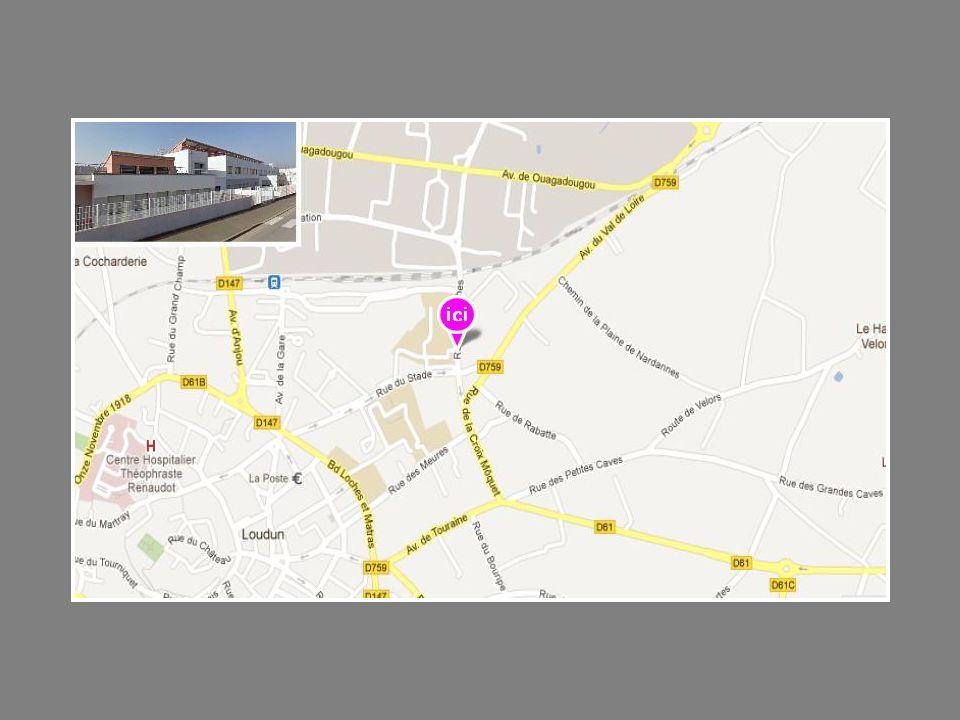Segpa Collège Théophraste Renaudot Adresse 100 route de Ligugé 86280 Saint-Benoît Tél.