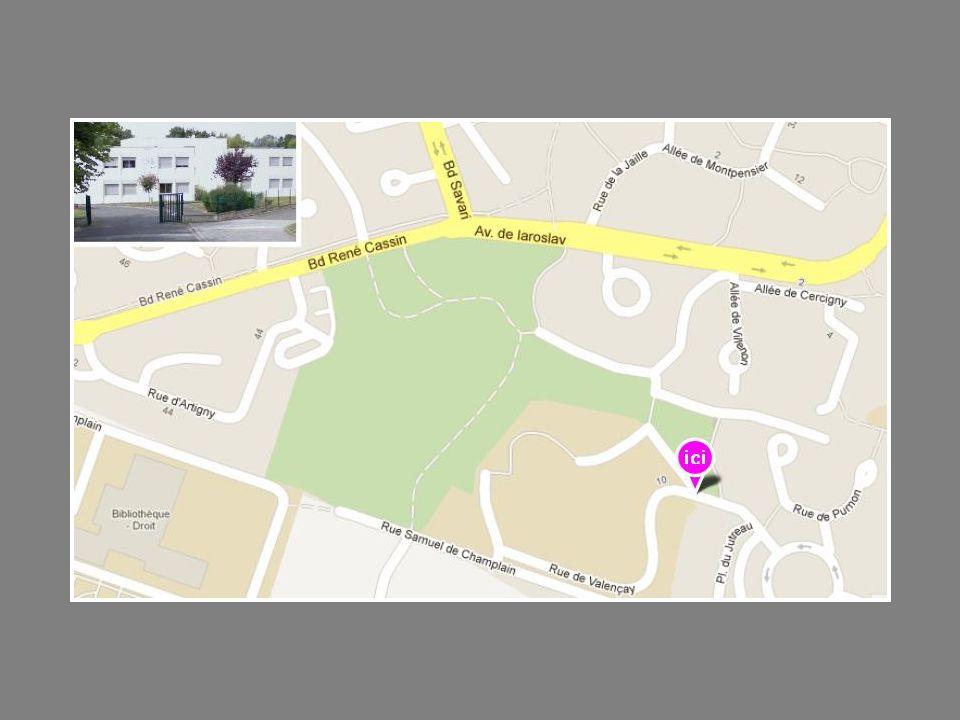 Segpa Collège Gérard Philipe Adresse 7 avenue de la Vienne 86300 Chauvigny Tél.