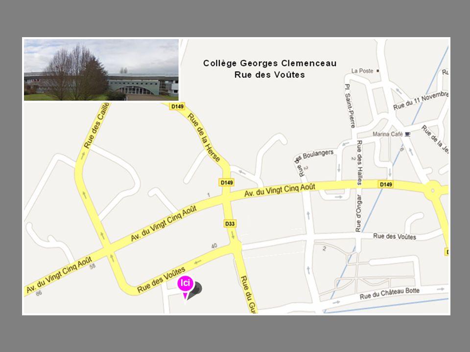 E.R.E.A.Anne Frank Adresse 14, route de Chauvigny 86550 Mignaloux Beauvoir Tél.