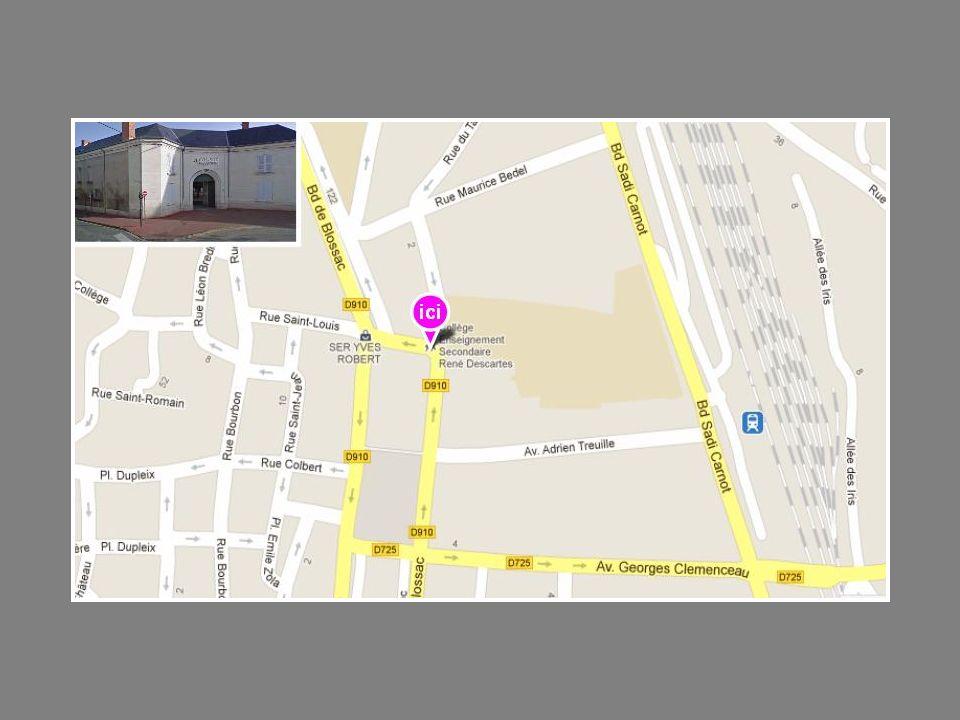 Segpa Collège Camille Claudel Adresse Rue Henri Dunant BP 40013 86400 Civray Tél.