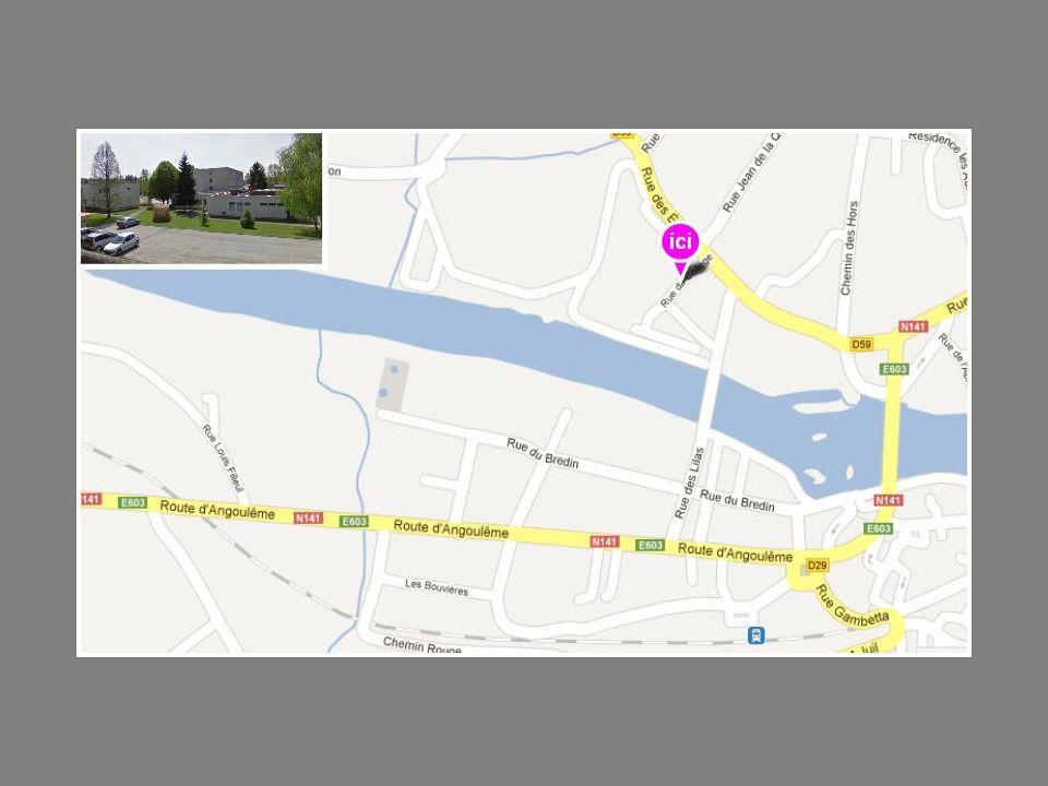 Segpa Collège Val de Charente Adresse Rue Villebois-Mareuil 16700 Ruffec Tél.