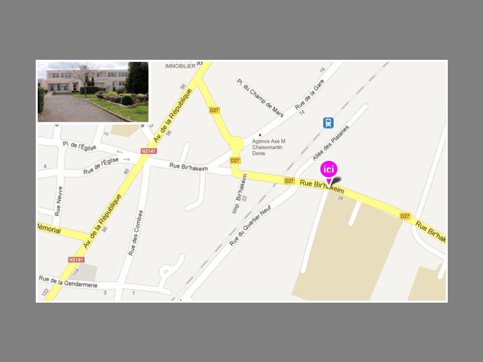 Segpa Collège René Cassin Adresse 22 Rue du Treuil BP 530 16160 Gond-Pontouvre Tél.