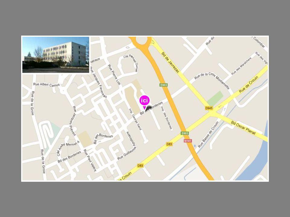 Segpa Collège Félix Gaillard Adresse 227 rue Félix Gaillard BP 217 16100 Cognac Tél.