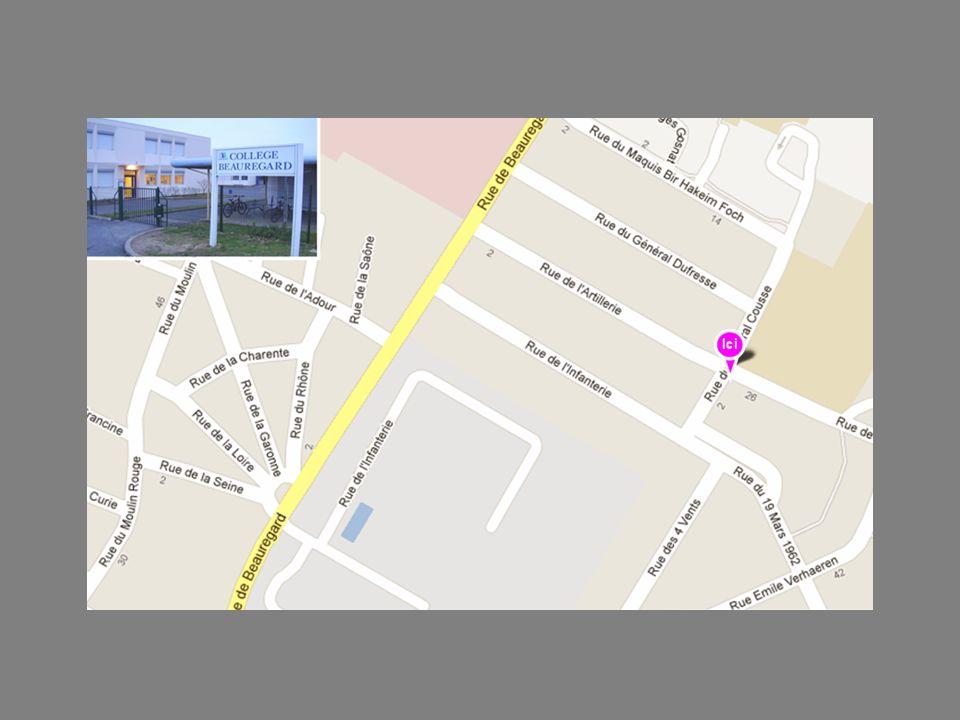 Segpa Collège Fabre d Églantine Adresse 2 rue Fabre d Églantine 17000 La Rochelle Cedex 01 Tél.