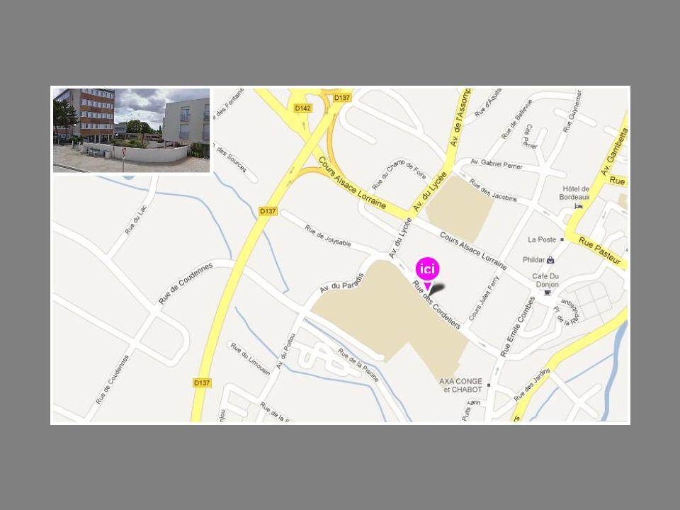 Segpa Collège Samuel Dumenieu Adresse 3 Boulevard de Saintonge BP 70 17130 Montendre Tél.
