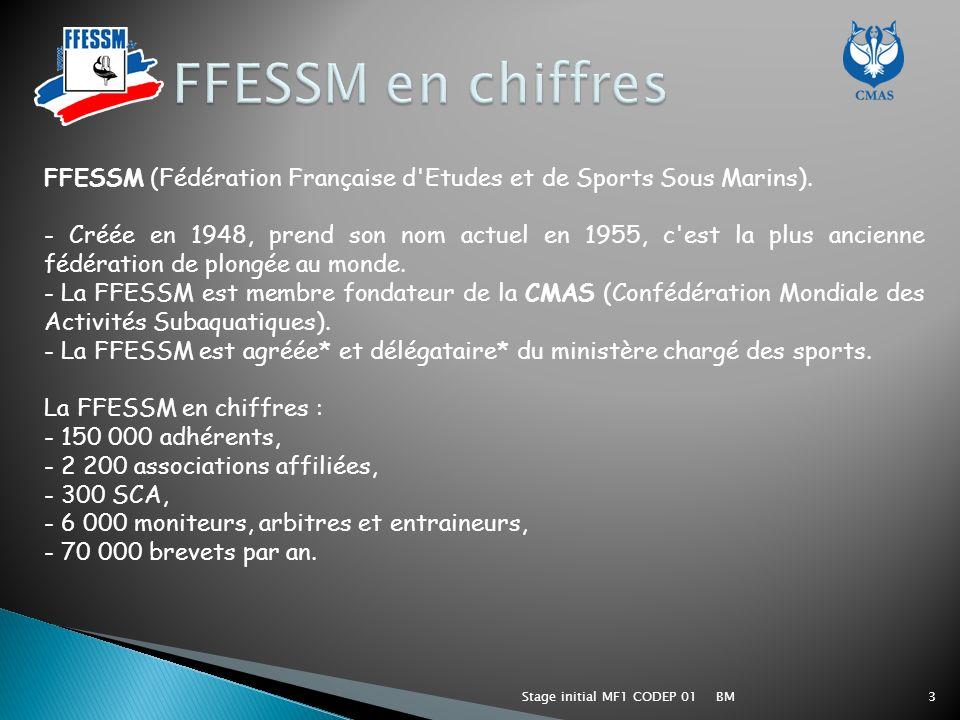 BMStage initial MF1 CODEP 0114 Le Ministère des Sports Formule actuelle Niveau d encadrement Future formule E1Stag BP JEPS Stag BEES 1E 2BP JEPS BEES 1E 3DE JEPS BEES 2E 4DES JEPS BEES 3