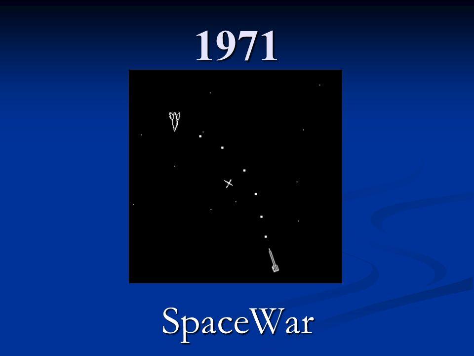 1971 SpaceWar