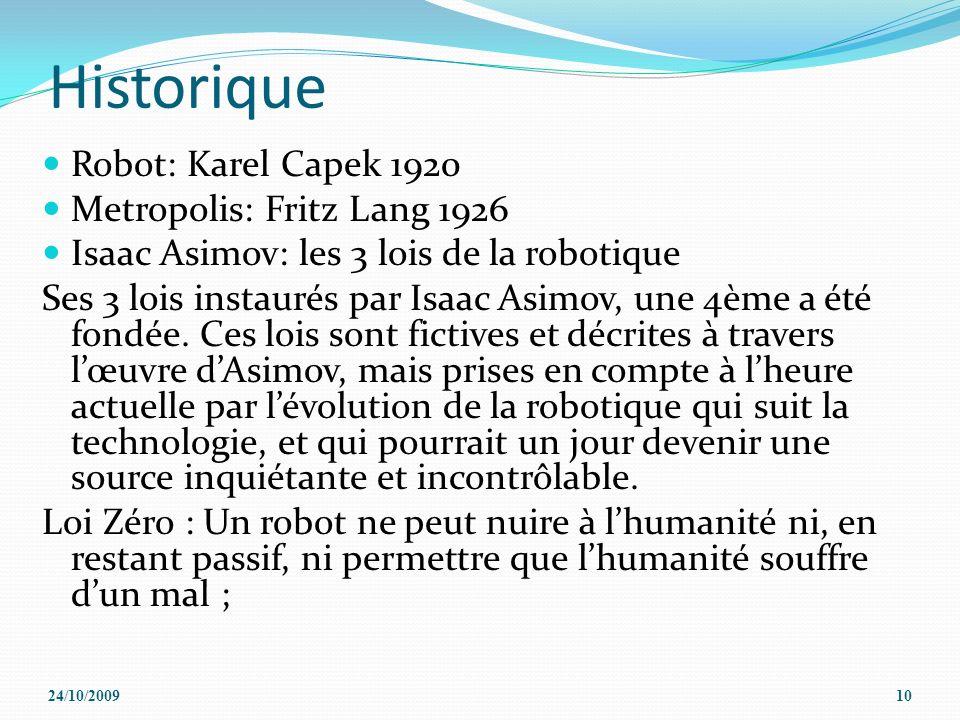 Histoirique Jacques de Vaucanson, inventeur et mécanicien français du XVIII ème siècle, fut le premier à essayer de reproduire mécaniquement des fonct