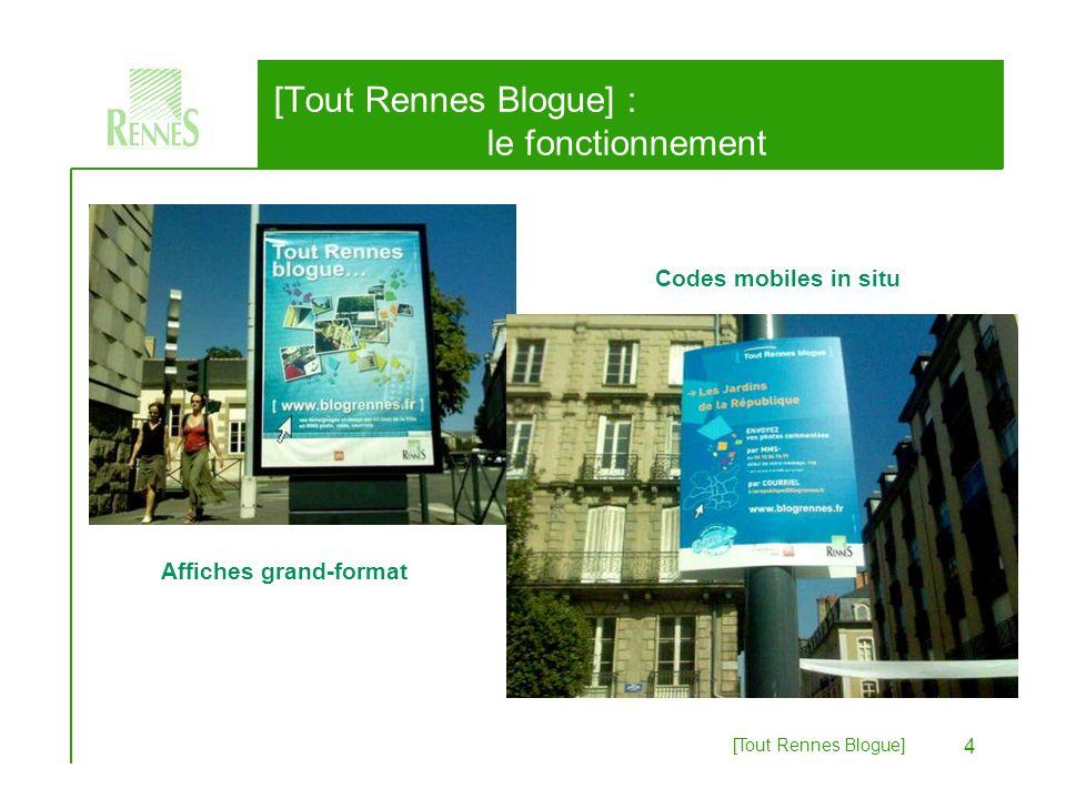 [Tout Rennes Blogue] 4 Affiches grand-format Codes mobiles in situ [Tout Rennes Blogue] : le fonctionnement