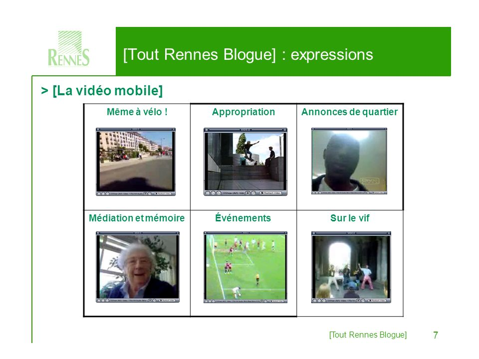 [Tout Rennes Blogue] 8 > [Textes et photos] [Tout Rennes Blogue] : expressions PoésieHumourÉvénements CréationVie des quartiersCoups de gueule