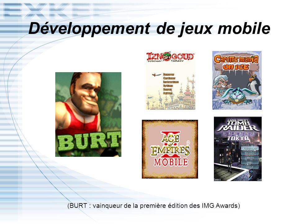 Game sud : les acteurs du jeu vidéo en région PACA Des entreprises fondatrices : –Exkee ( www.exkee.com ) : Studio de création (PC/Wii/Portable)www.exkee.com Toni Doublet - Président de Gamesud & Mathis Couchaux – Secretaire Adjoint de Gamesud –Lexis Numérique ( www.lexis-numerique.fr ), lun des plus grands studios français !www.lexis-numerique.fr Eric Viennot - Vice-président de Gamesud –BiP Media ( www.bip-media.com ) : Studio de création (PC/DS/Wii)www.bip-media.com Thierry Platon - Secrétaire général de Gamesud –Indeego Games ( www.indeegogames.com ) : Plateforme de distribution.www.indeegogames.com Thomas Demachy - Trésorier de Gamesud –Stonetrip ( www.stonetrip.com ) : Middleware et advergamingwww.stonetrip.com Philip Belhassen : Délégué PACA Est Des partenaires associatifs ou institutionnels : –Provence Promotion ( www.provence-promotion.fr ) : Agence de développement économique des Bouches-du- Rhônewww.provence-promotion.fr Erik Fackeldey –Euroméditerranée ( www.euromediterranee.fr ) : Opération dIntérêt National visant à faire de Marseille une métropole de premier plan.www.euromediterranee.fr Jean-François Royer