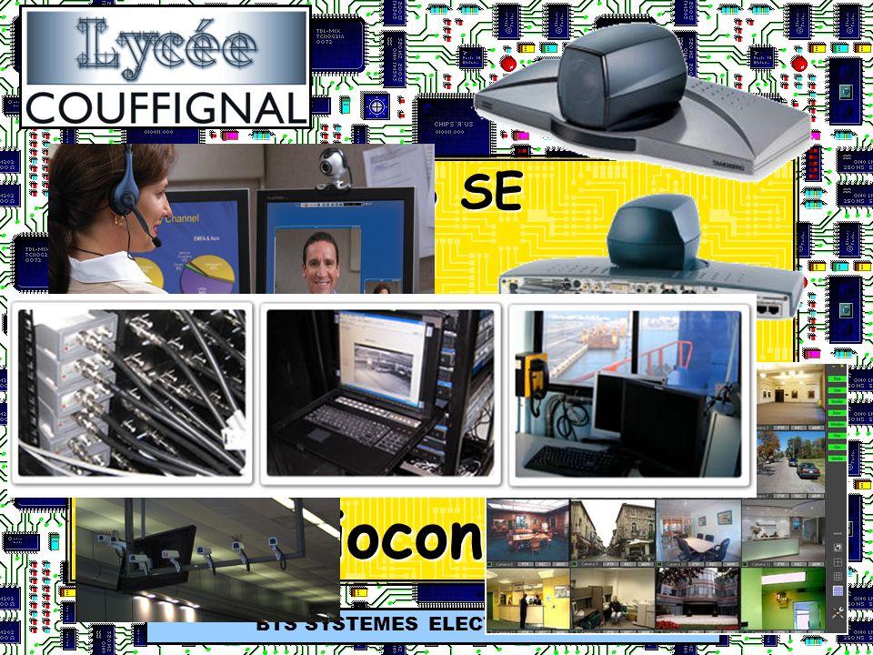 BTS SE Systèmes E5 Vidéosurveillance et Visioconférence BTS SYSTEMES ELECTRONIQUES