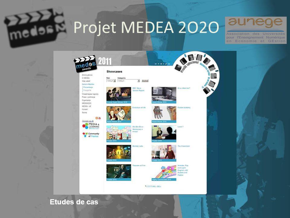 Projet européen MEDEA 2O2O MEDEA Awards: http://www.medea- awards.comhttp://www.medea- awards.com Media & Learning Conference: http://www.media-and-learning.eu http://www.media-and-learning.eu Media & Learning Community & Resources database: http://www.media-and- learning.eu/communityhttp://www.media-and- learning.eu/community Media & Learning News: http://news.media-and-learning.eu http://news.media-and-learning.eu MEDEA2020 project: http://www.medea2020.eu/ http://www.medea2020.eu