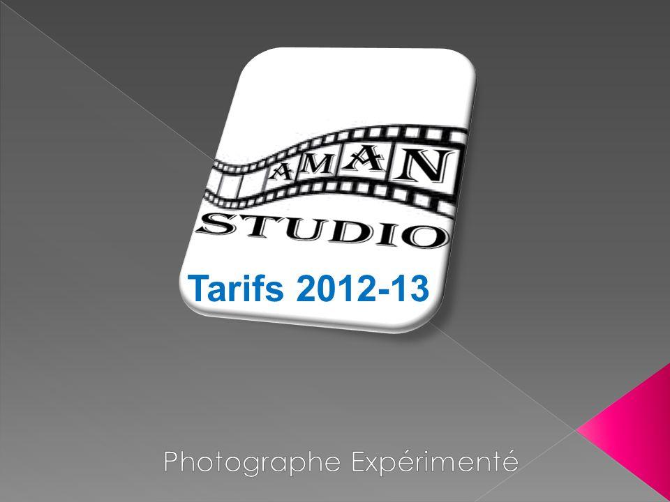 Tarifs 2012-13