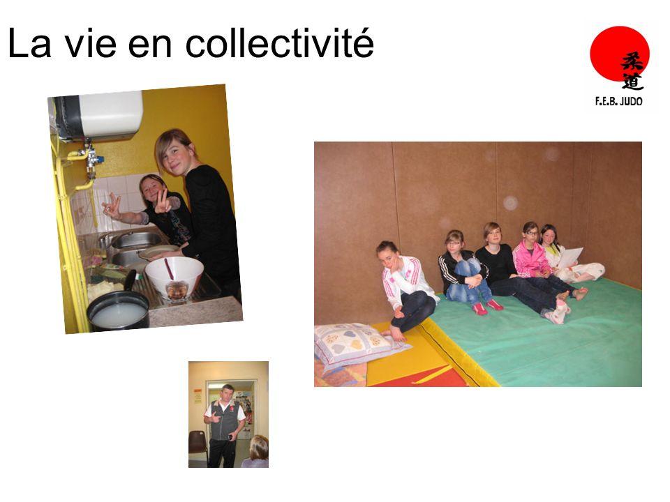La vie en collectivité