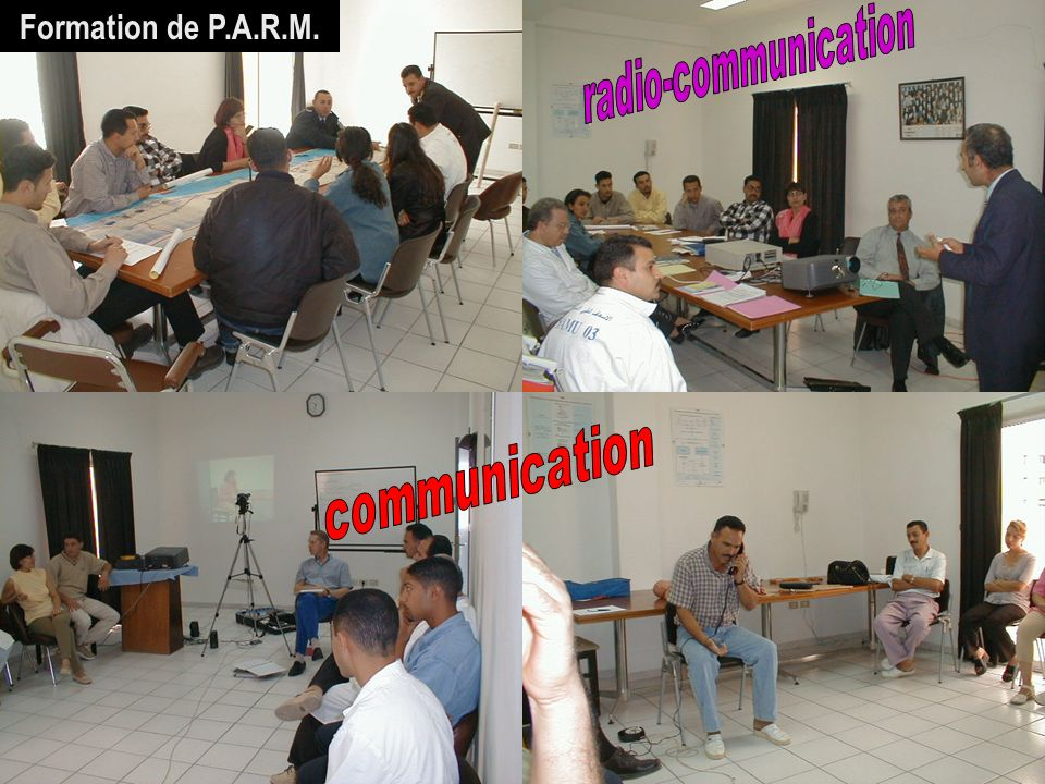 26/04/2014SAMU / CESU 0332 Formation de P.A.R.M.
