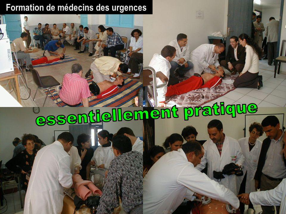 26/04/2014SAMU / CESU 0336 Formation de médecins des urgences