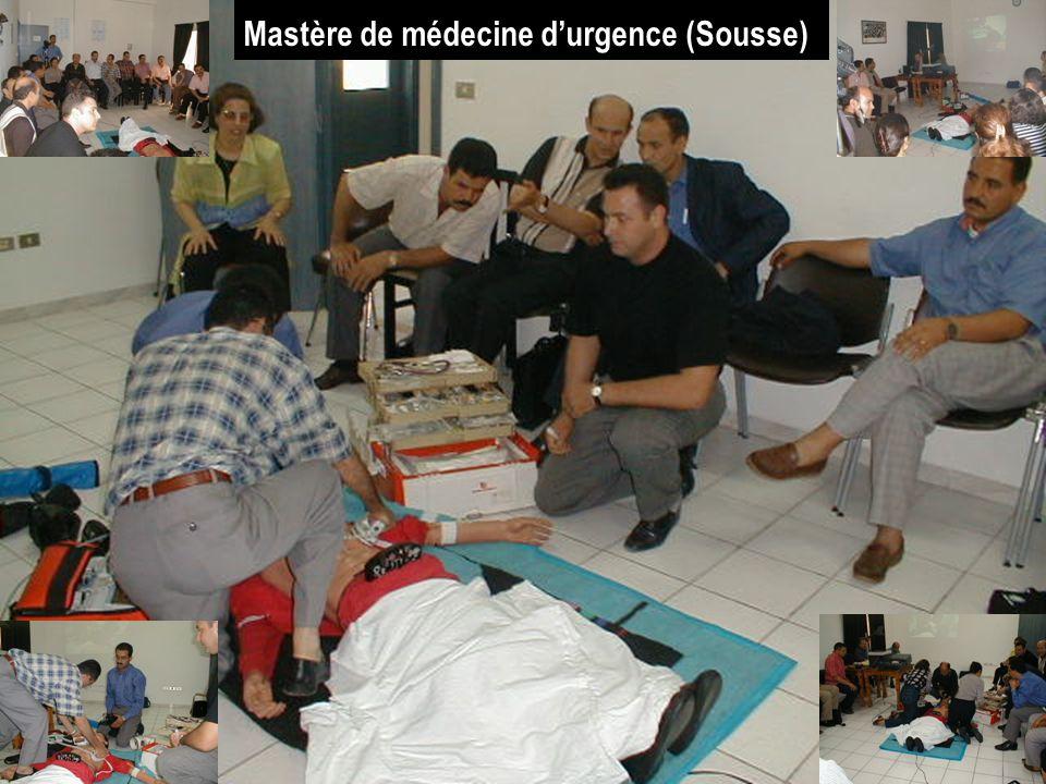 26/04/2014SAMU / CESU 0341 Mastère de médecine durgence (Sousse) )