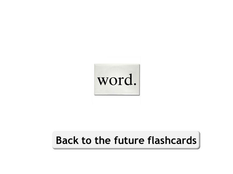 En direct, les flashcards sont manipulées pour former des phrases.
