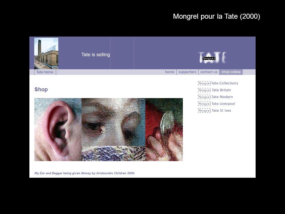 Mongrel pour la Tate (2000)