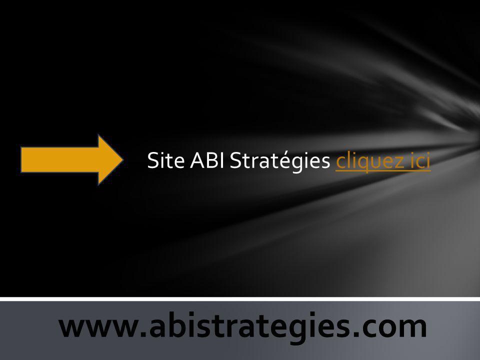 Qualifiez – vous! Aucune Obligation Évaluation Gratuite Nattendez plus ! www.abistrategies.com