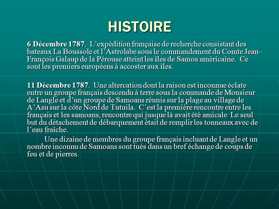 HISTOIRE 6 Décembre 1787.