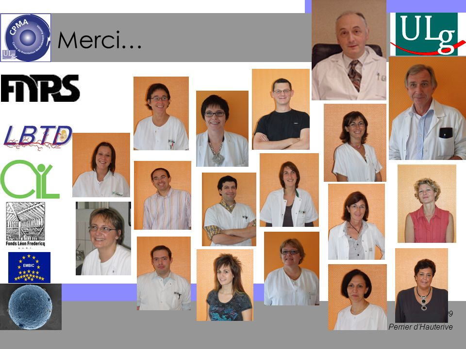 XII e JLGO 2009 Dr S. Perrier dHauterive Merci…