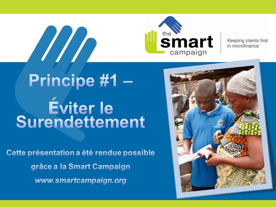 2 1.Principes de protection des clients 2. Principe 1 en pratique 3.