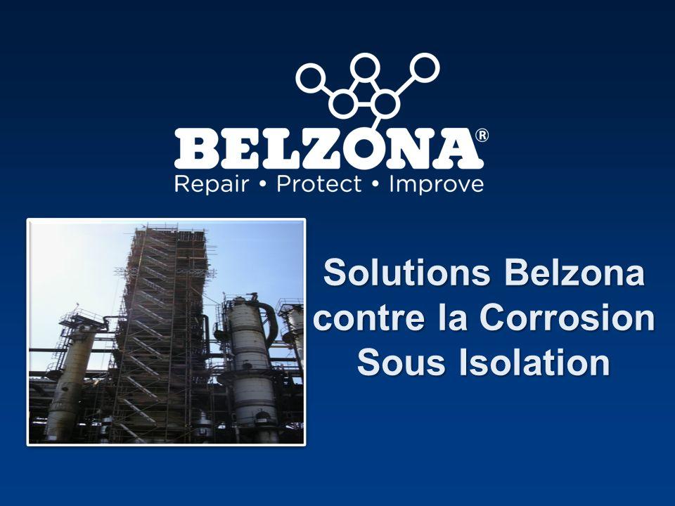 Solutions Belzona contre la Corrosion Sous Isolation