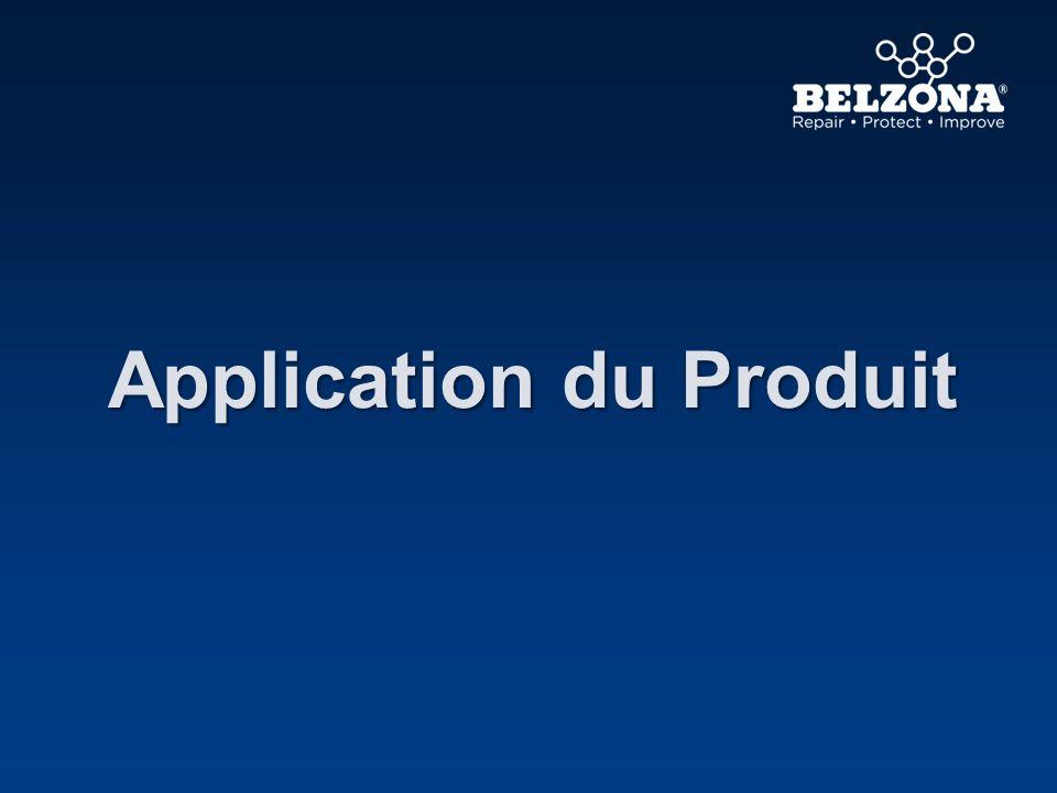 Application du Produit
