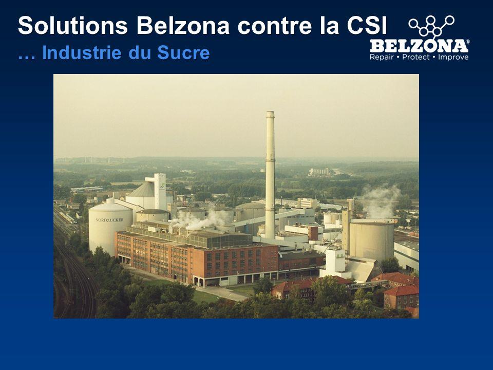 Histoire Belzona 5851 (HA-Barrier) Developpé en 2000 Conçu pour la tolérance de létat de surface et pour lactivation à la chaleur Surfaces chaudes entre 70° - 150°C Belzona 5841 Developpé en 2007 Conçu pour les tolérants de surfaces et pour lactivation à la chaleur Surfaces chaudes entre 30° - 80°C