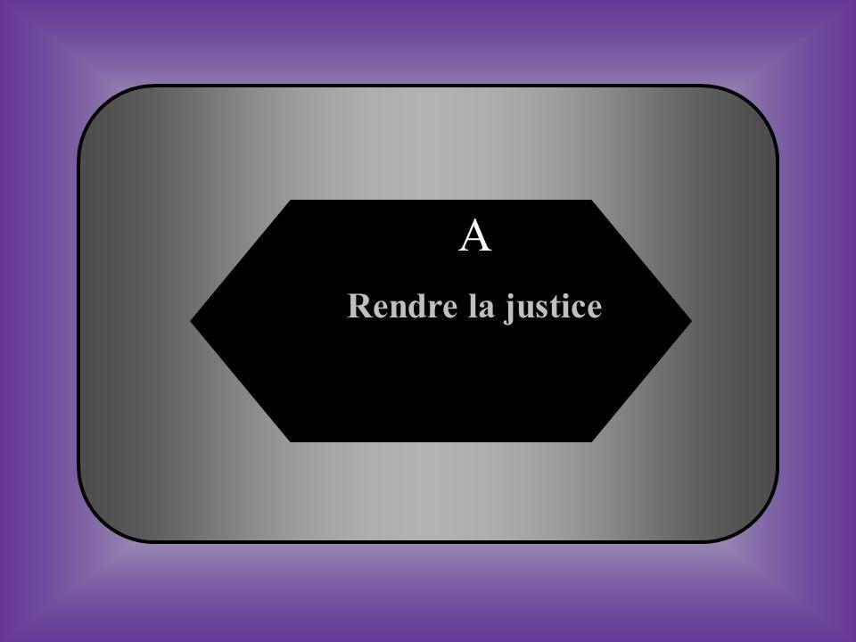 A:B: Rend la justice Défendre la seigneurie #18 Parmi les tâches suivantes, laquelle nest pas une tâche du vassal.