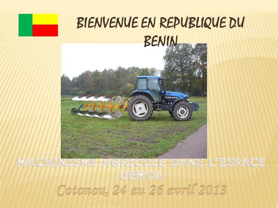 BIENVENUE EN REPUBLIQUE DU BENIN
