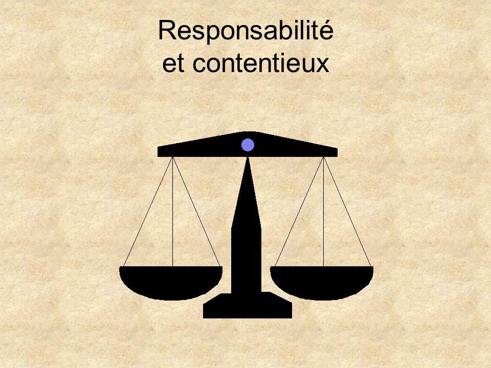 Auteur du dommage La responsabilité civile contractuelle Victime Contrat Obligation de prestation Obligation de rémunération