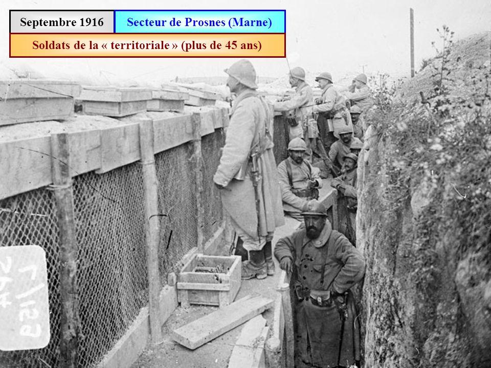 Août 1916Des prisonniers allemands font rouler des fûts de vin