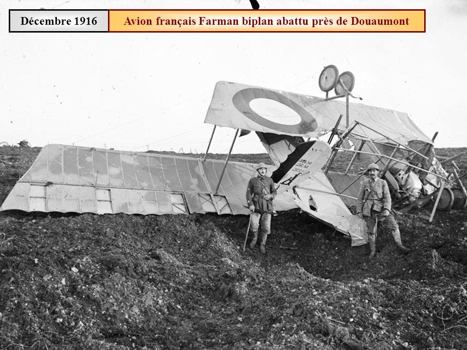 Décembre 1916Dans les tranchées