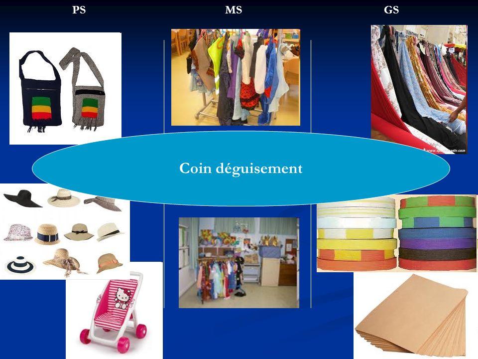 PSMSGS Coin déguisement