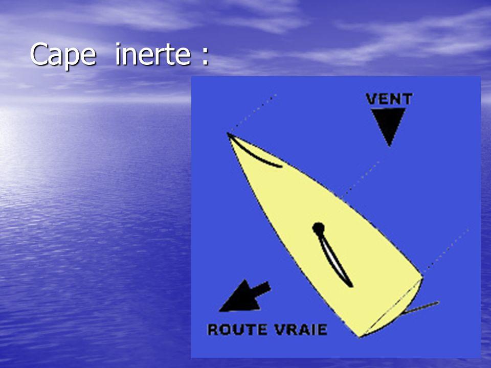 Cape inerte :