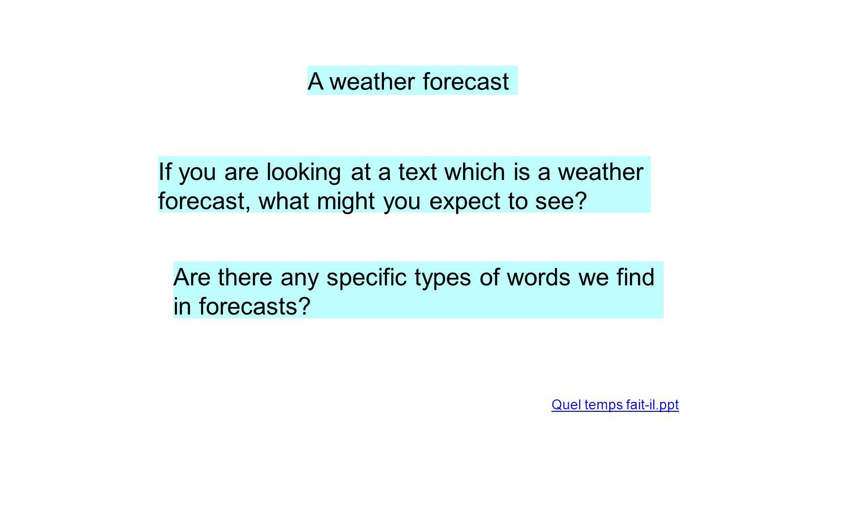 Quel temps fait-il à Paris à la Réunion à Montreal?