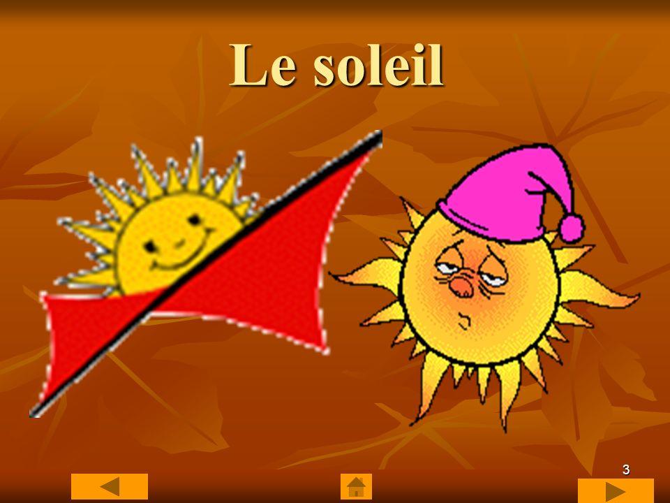 3 Le soleil