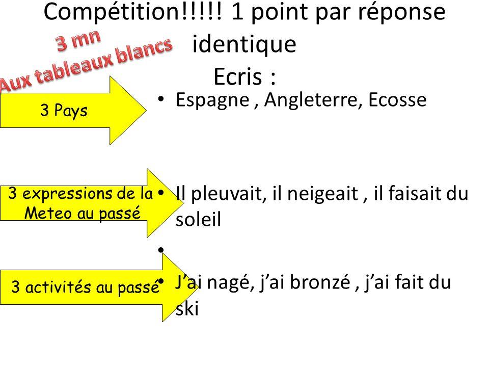 Compétition!!!!.