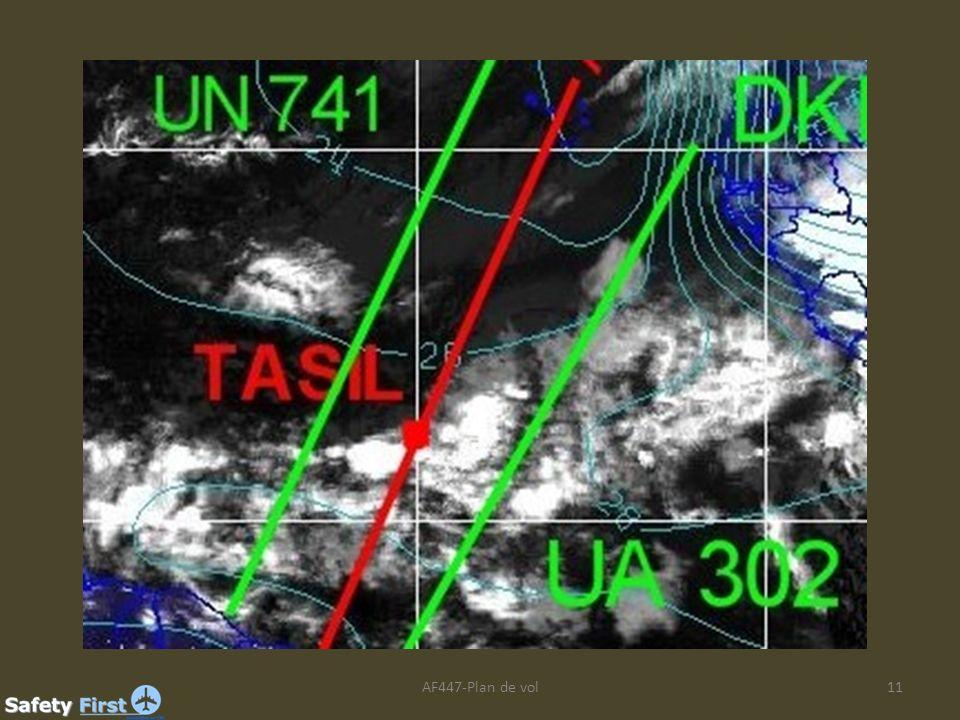 AF447-Plan de vol11