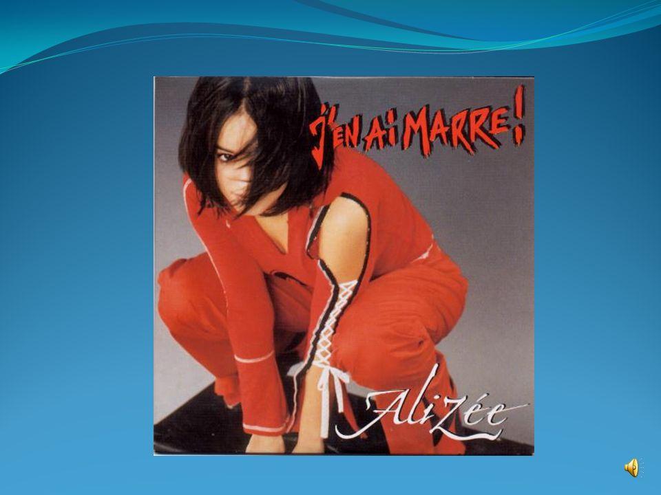 +- Et nous vous disons au revoir avec une chanson bien connue en France: Alizee - J'en ai marre