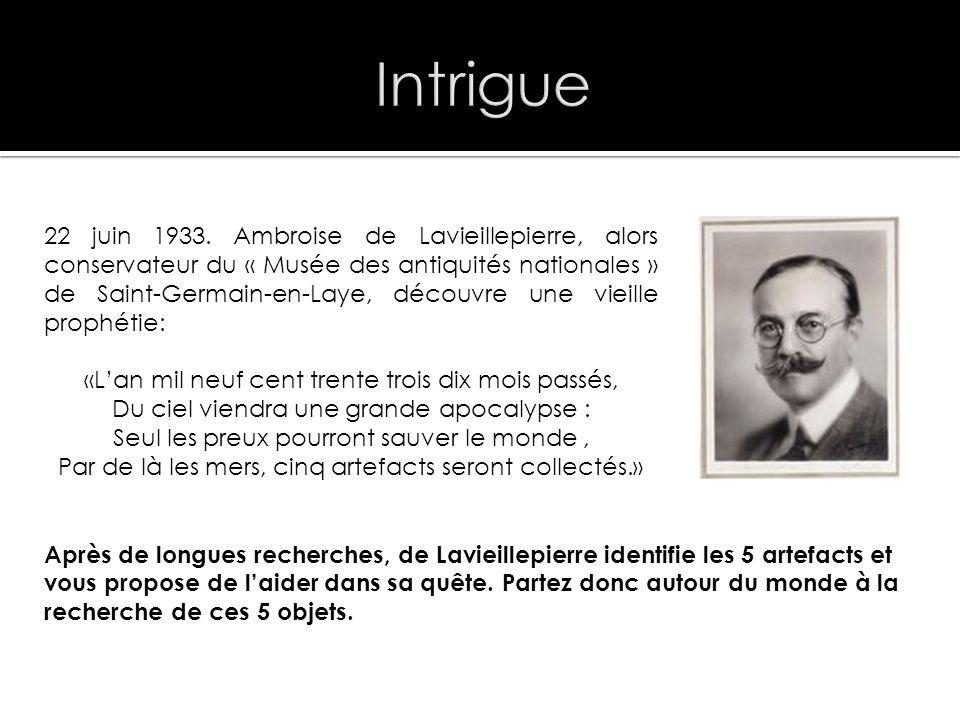 Départ de Saint Germain Civilisations Météo Défi Douane « Globes »