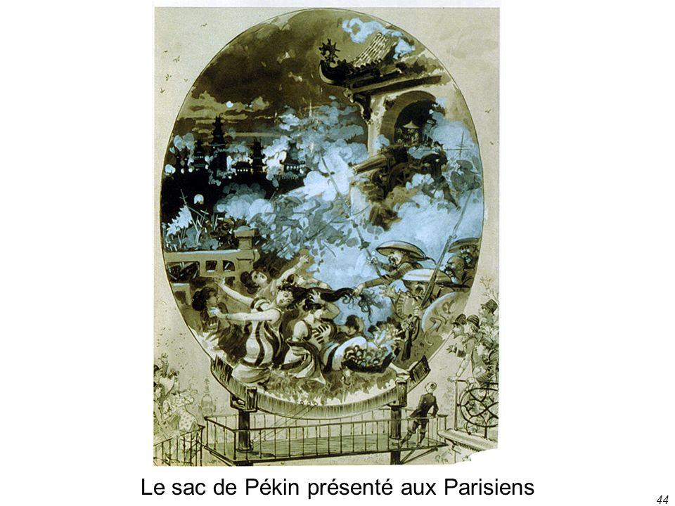 44 Le sac de Pékin présenté aux Parisiens