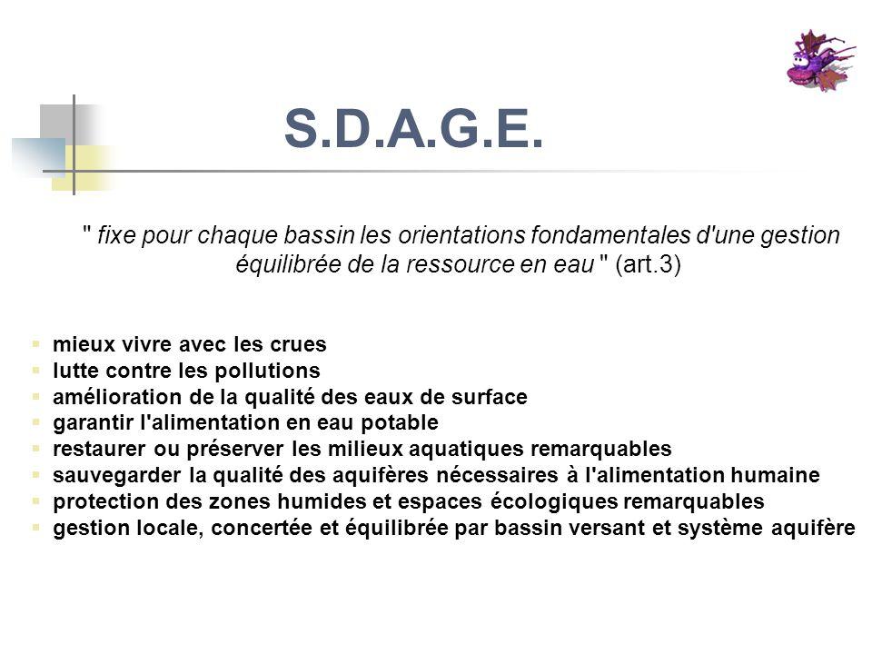S.D.A.G.E.