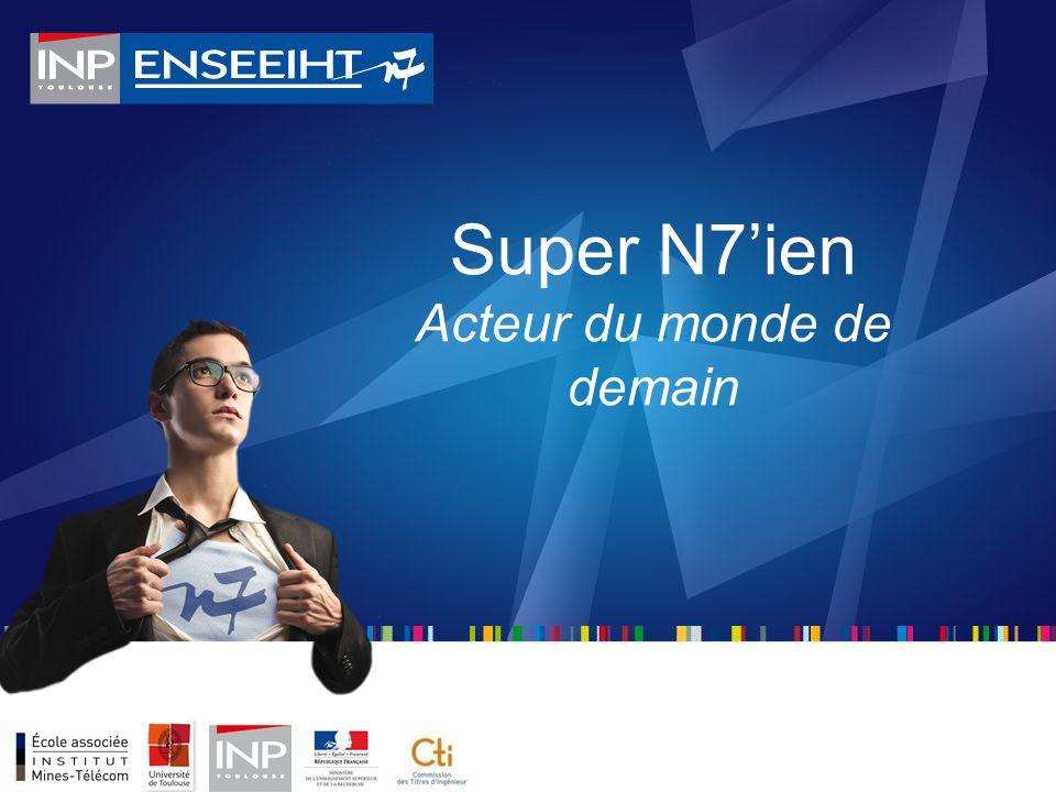 Super N7ien Acteur du monde de demain